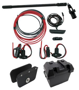 7500 Transom Mount Motor Kit
