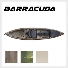 Fishing kayak Grapper Barracuda (new 2017)