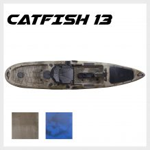 Fishing kayak Grapper Catfish 13