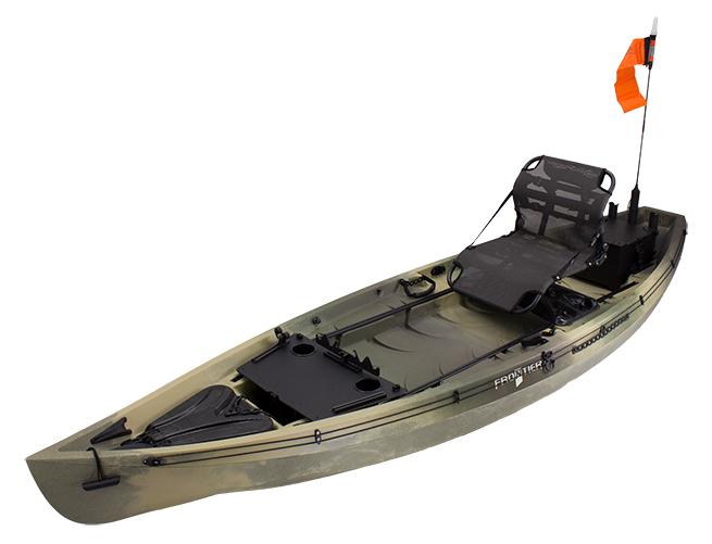 Frontier 12 Pro Angler Camo