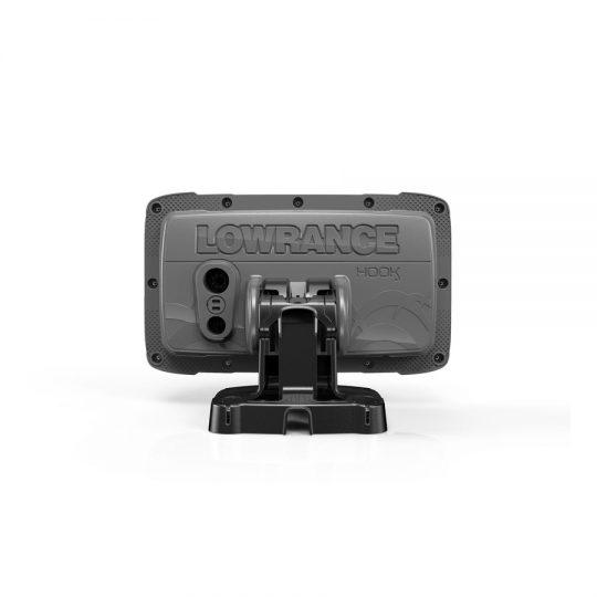 Lowrance HOOK2 5x GPS mit SplitShot Echolotgeber 1