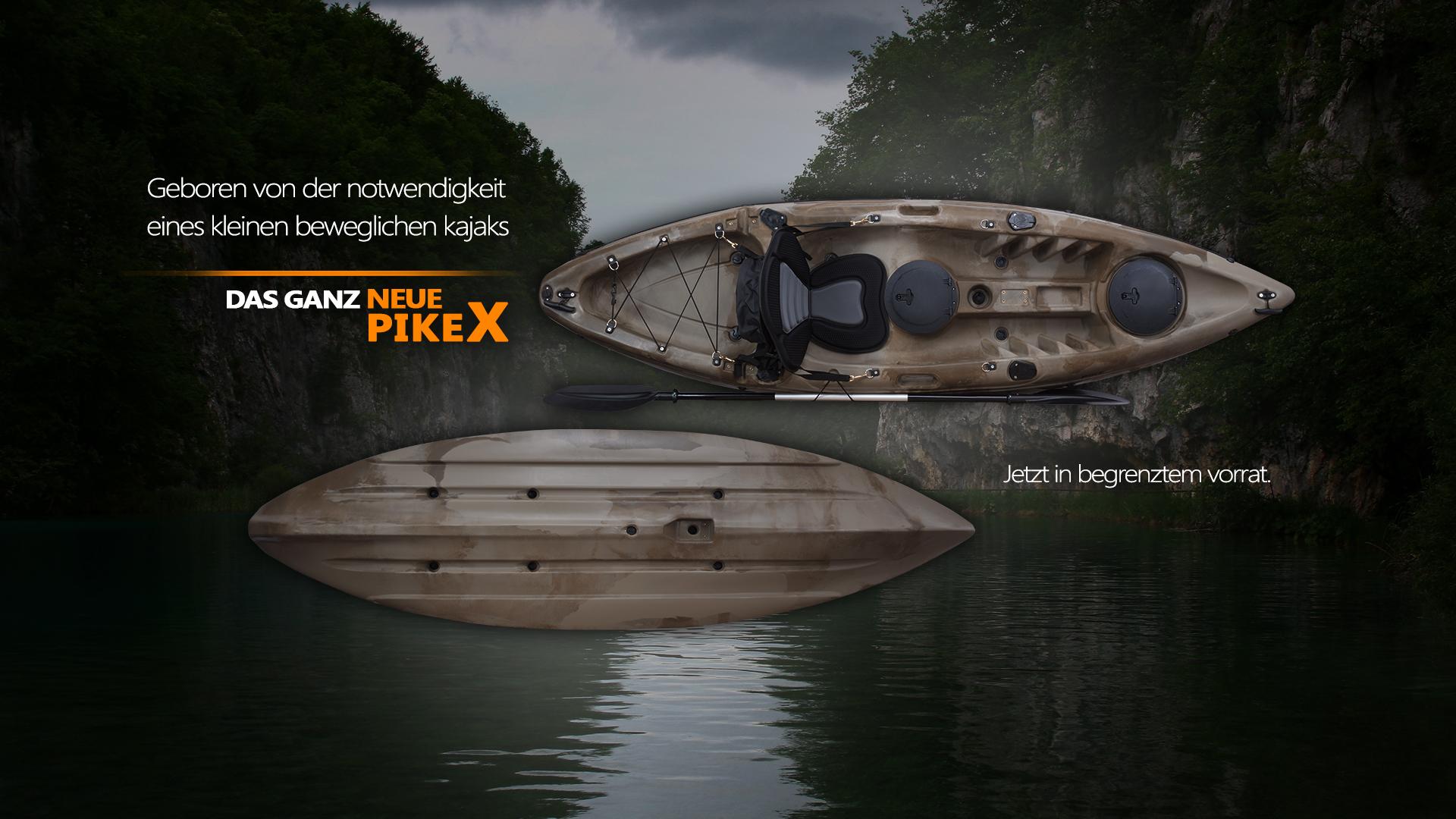 Angelkajak Pike X