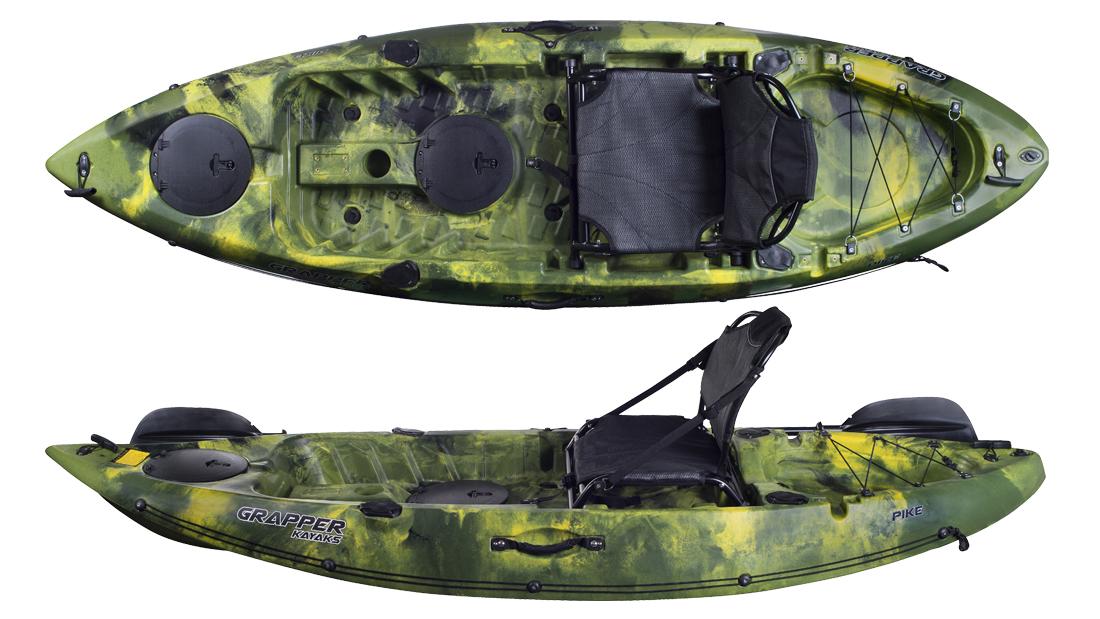 Pike FX Army Camo