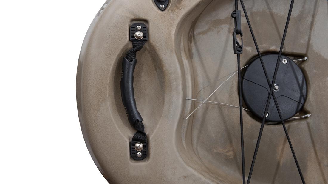 Kaufen Angeln Kajak Grapper Catfish 13 mit Pedalantrieb
