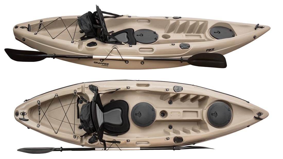 Kaufen Angel Kajak Grapper Pike X zum angeln