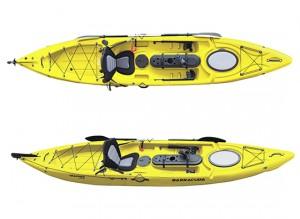angelkajak_grapper_barracuda_yellow