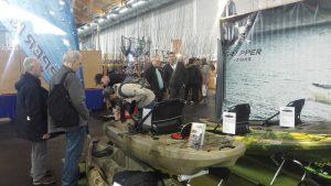 angeln mit kajak messe aqua fisch 10
