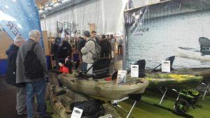 angeln mit kajak messe aqua fisch 11