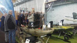 angeln mit kajak messe aqua fisch 12