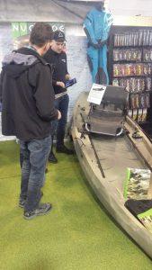 angeln mit kajak messe aqua fisch 24