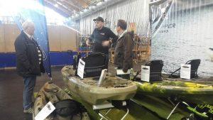 angeln mit kajak messe aqua fisch 27