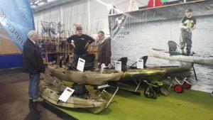 angeln mit kajak messe aqua fisch 30
