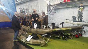 angeln mit kajak messe aqua fisch 32