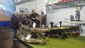 angeln mit kajak messe aqua fisch 33