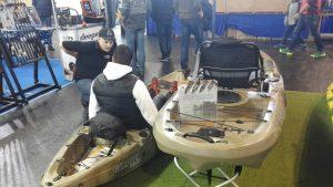 angeln mit kajak messe aqua fisch 47