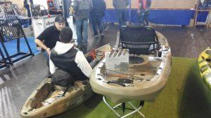 angeln mit kajak messe aqua fisch 48
