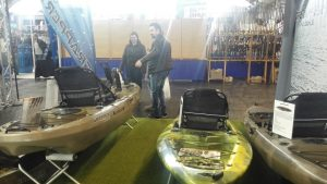 angeln mit kajak messe aqua fisch 8