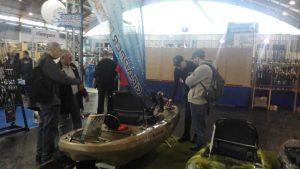 angeln mit kajak messe aqua fisch 9