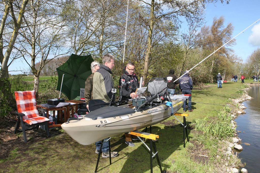 fishing masters show 2017 grapper test
