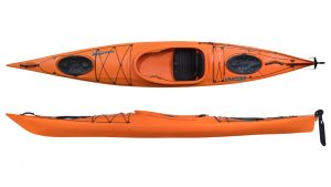 seekajak grapper SITIN 420 Orange