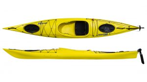 seekajak grapper SITIN 420 Yellow